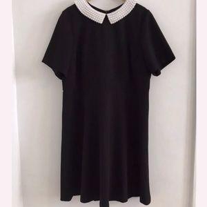Jessica Howard midi black and white dress size 20W